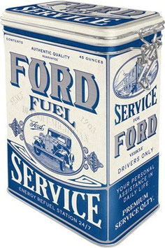 Ford Fuel Service Aromadose
