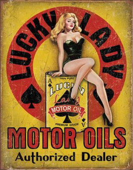 Lucky Lady Motor Oils