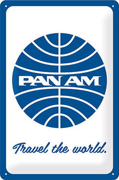 Pan Am Travel the World