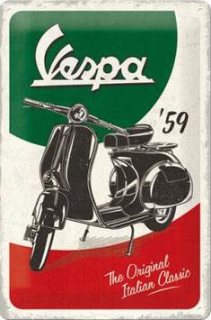 Vespa 59' The Original Italian Classic