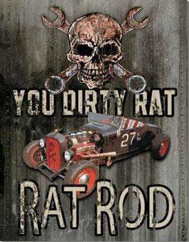 YOU DIRTY RAT