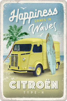 Citroen Type H Beach