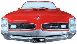 66' GTO Schlüsselbrett