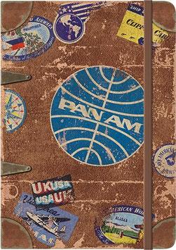 Notizbuch Pan Am