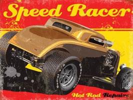SPEED RACER Hot Rot Repairs