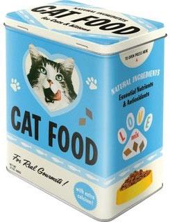 Cat Food Dose L