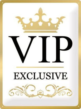 "VIP Exclusive ""Gold Edtition"""