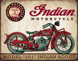 """Model """"101"""" Indian Scout"""
