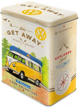 VW Get Away Vorrartsdose