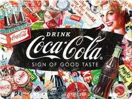 Coca Cola Colage