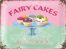 Fairy Cakes fresh