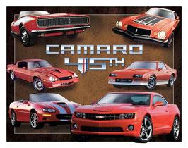 Chevrolet Camaro 45th