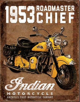 Indian 1953 Roadmaster Chief