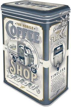 Ape The Mobile Coffee Shop Aromadose