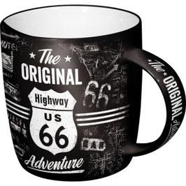 Route 66 Tasse