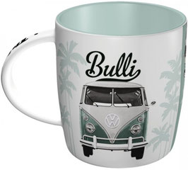 VW Bulli Palmen Tasse