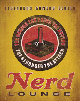 Nerd Lounge