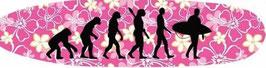 Surfboard Evolution