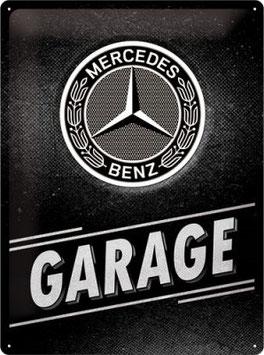 Mercedes Benz Garage