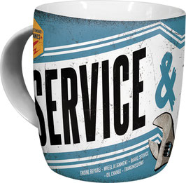 Service & Repair Tasse