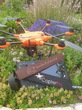 Filzüberzieher für Drohnenpiloten