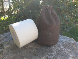 Lodensäckchen für`s Toilettenpapier