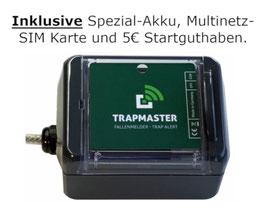 TRAPMASTER Professional Fallenmelder Version Standard