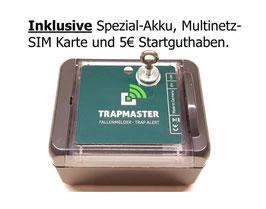 TRAPMASTER Professional Fallenmelder Version Neo