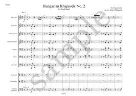Hungarian Rhapsody, no. 2