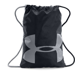 UNDER ARMOUR Ozsee Sackpack Black / Steel / Steel