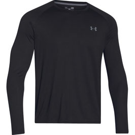 UNDER ARMOUR Tech Longsleeve Black / Steel