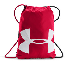UNDER ARMOUR Ozsee Sackpack Red / Black / White