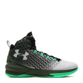 UNDER ARMOUR ClutchFit Drive 3 (42/42,5/Schwarz/Grün)