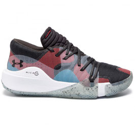 UNDER ARMOUR Spawn Low (48,5/Schwarz/Blau/Rot)