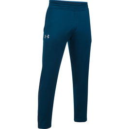 UNDER ARMOUR Tech Terry Pant Blackout Navy / Blackout Navy / Silver