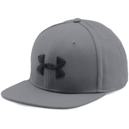UNDER ARMOUR Huddle Snapback Graphite / Graphite / Black