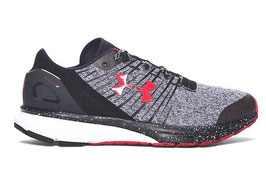UNDER ARMOUR Charged Bandit 2 (Schwarz/Grau/Rot)