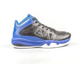 PEAK Basketballschuh (32/Schwarz/Blau)