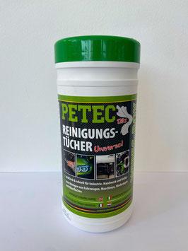 PETEC Reinigungs-tücher