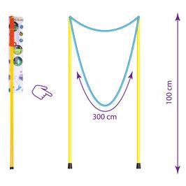 SEIFENBLASEN SCHLAUFE 100cm
