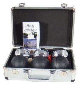 BOULE Petanque 6er Koffer