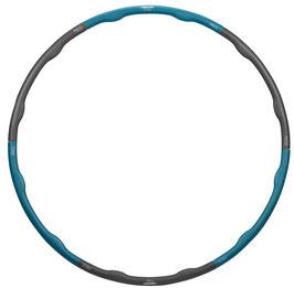 FITNESS Hula HOOP  1,5 kg grau - blau