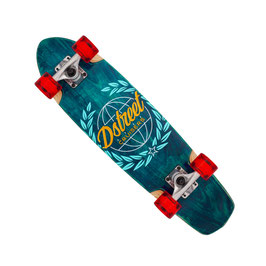 D STREET Mini Cruiser Atlas green