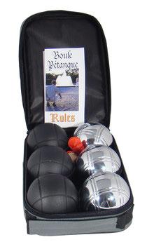 BOULE Petanque 6er Tasche