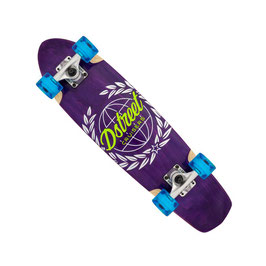 D STREET Mini Cruiser Atlas lila