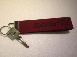 """Schlüsselanhänger """"KatastroFEE"""""""