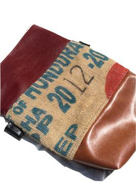 """Kaffeesack-Kunstledertasche """"Honduras"""""""