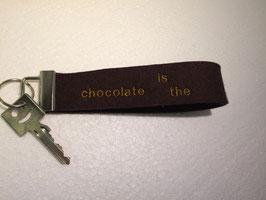 """Schlüsselanhänger """"Chocolate"""""""