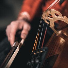 Cello für Anfänger // Cello for Beginners - Kurs auf Englisch