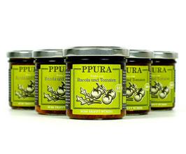 PPURAPesto Rucola und Tomaten